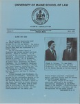 Alumni Newsletter - Issue No. 8 by University of Maine School of Law