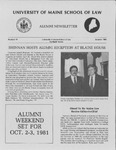 Alumni Newsletter - Issue No. 10 by University of Maine School of Law