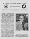 Alumni Newsletter - Issue No. 13