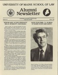 Alumni Newsletter - Issue No. 18 by University of Maine School of Law
