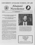 Alumni Newsletter - Issue No. 20