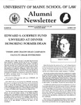 Alumni Newsletter - Issue No. 22 by University of Maine School of Law