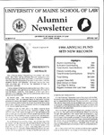 Alumni Newsletter - Issue No. 27 by University of Maine School of Law