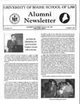 Alumni Newsletter - Issue No. 28 by University of Maine School of Law