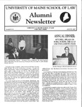Alumni Newsletter - Issue No. 29 by University of Maine School of Law
