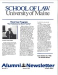 Alumni Newsletter - Issue No. 31 by University of Maine School of Law