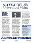 Alumni Newsletter - Issue No. 36 by University of Maine School of Law