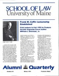 Alumni Quarterly - Issue No. 42 by University of Maine School of Law