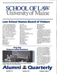 Alumni Quarterly - Issue No. 43