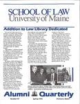 Alumni Quarterly - Issue No. 47