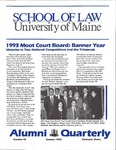 Alumni Quarterly - Issue No. 48 by University of Maine School of Law