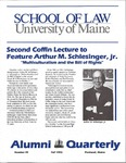 Alumni Quarterly - Issue No. 49 by University of Maine School of Law