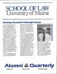 Alumni Quarterly - Issue No. 50