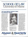 Alumni Quarterly- Issue No. 52