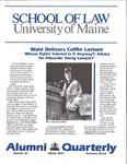 Alumni Quarterly - Issue No. 54