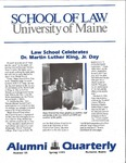 Alumni Quarterly - Issue No. 55 by University of Maine School of Law