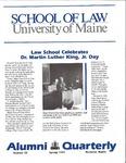 Alumni Quarterly - Issue No. 55