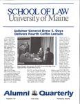 Alumni Quarterly - Issue No. 57