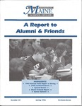 A Report to Alumni & Friends - Issue No. 59 by University of Maine School of Law