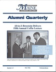 Alumni Quarterly - Issue No. 61 by University of Maine School of Law