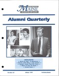 Alumni Quarterly - Issue No. 62 by University of Maine School of Law