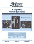 A Report to Alumni & Friends - Issue No. 63 by University of Maine School of Law