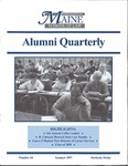 Alumni Quarterly - Issue No. 64 by University of Maine School of Law