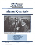 Alumni Quarterly - Issue No. 65 by University of Maine School of Law