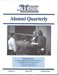 Alumni Quarterly - Issue No. 66