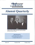 Alumni Quarterly - Issue No. 69 by University of Maine School of Law