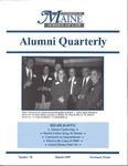 Alumni Quarterly - Issue No. 70