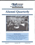 Alumni Quarterly - Issue No. 72 by University of Maine School of Law