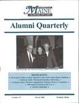 Alumni Quarterly - Issue No. 73
