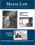 Alumni Newsletter - Issue No. 74 by University of Maine School of Law