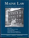 Maine Law Magazine - Issue No. 78