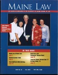 Maine Law Magazine - Issue No. 80 by University of Maine School of Law