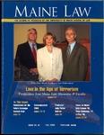 Maine Law Magazine - Issue No. 81