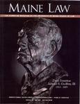 Maine Law Magazine - Issue No. 82