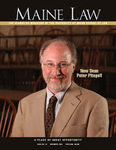 Maine Law Magazine - Issue No. 83 by University of Maine School of Law