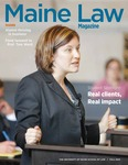 Maine Law Magazine - Issue No. 89 by University of Maine School of Law