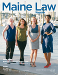 Maine Law Magazine - Issue No. 92