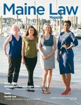 Maine Law Magazine - Issue No. 92