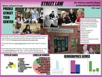 Street Law at Portland's Preble Street Teen Center by Kidman E. Breanne and Kris Rozan