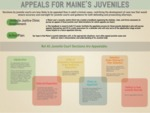Appeals for Maine's Juveniles by McKenzie L. Smith
