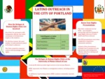 Latino Outreach in the City of Portland by Joann Bautista and Greta Lozada